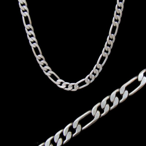 Soprano Necklace Silver Oxide