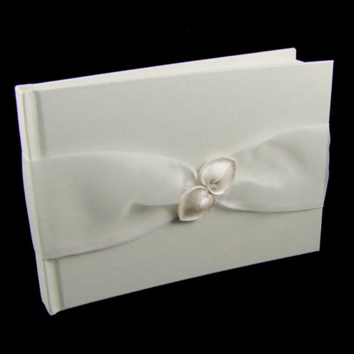 Guest Book Ribbon & Shell