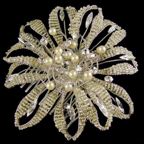 Vintage Andromeda Wedding Hair Comb