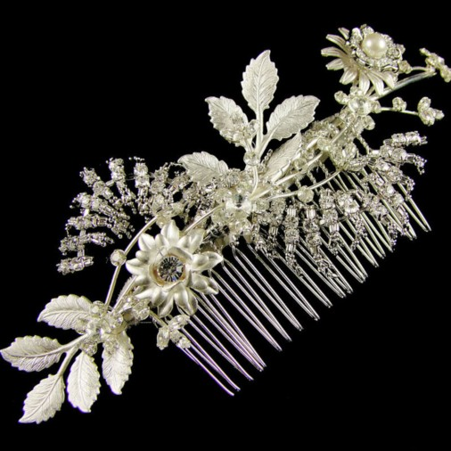 Atalanta Vintage Wedding Hair Comb