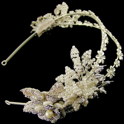 Eudora Vintage Wedding Head Band