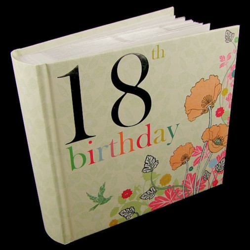 Laura Darrington Nouveau Delights 18th Birthday Album