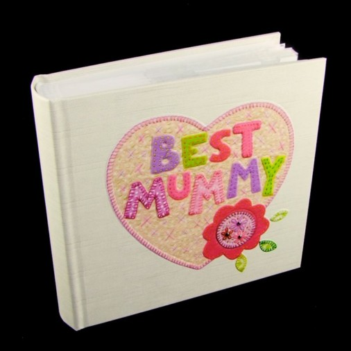 Blue Eyed Sun Photo Album Best Mummy 4x6