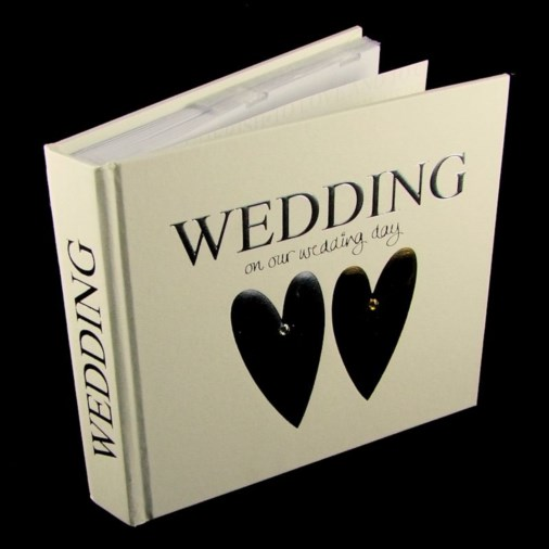 Photo Album & Keepsake Box Wedding