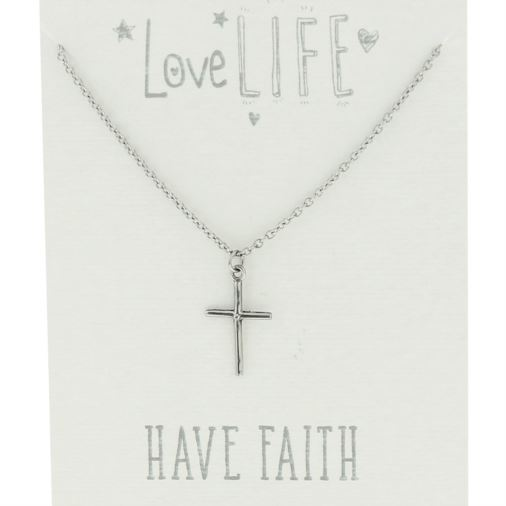 Euphyllia Love Life Necklace - Have Faith