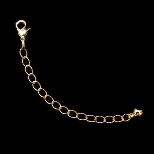 Necklace Extender 8cm (Gold Plated)