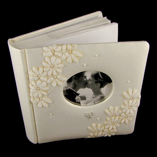 Bridal Bouquet Photo Album 5x7