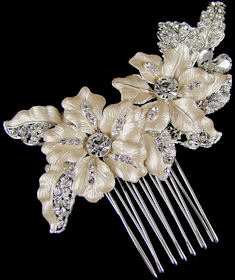 Wedding Hair Comb e2069hs