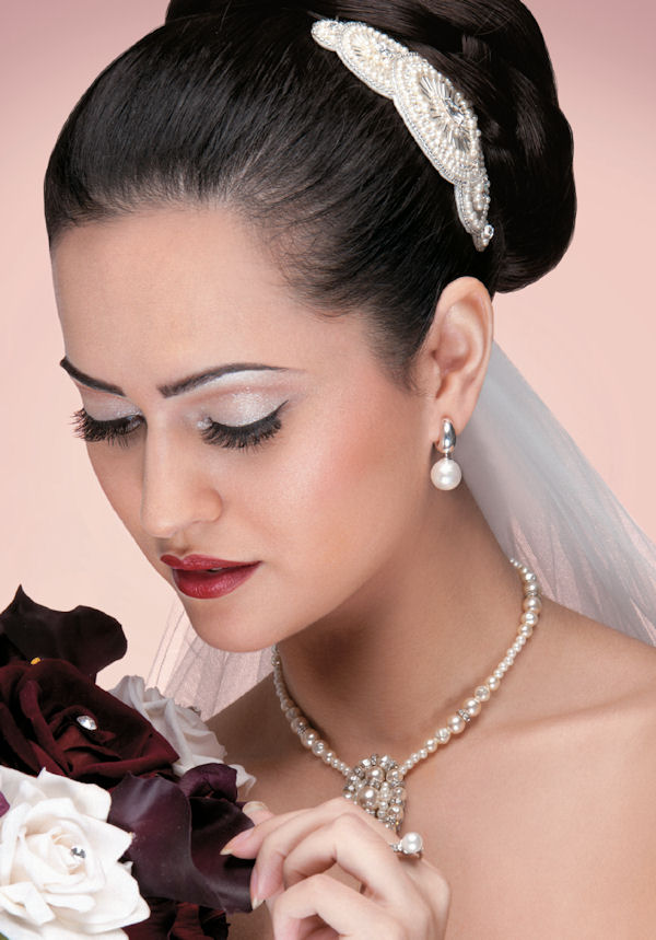 Electra Wedding Necklace